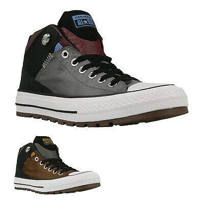 Converse CTAS Street Boot Hi Textile Mens Womens Lace-Up Unisex Trainers