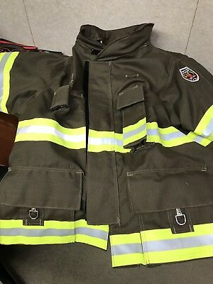 Brand new Firefighter Turnout coat 60 Chest 32 Length 36 Sleeve