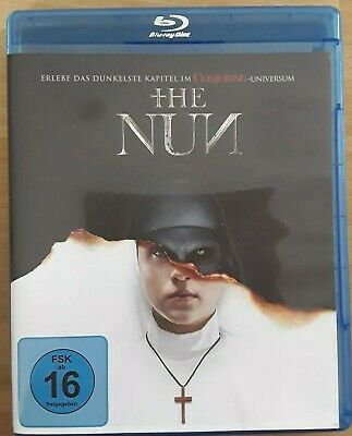 The Nun - Blu-Ray - Wie Neu