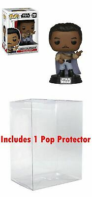 Funko POP! Star Wars: General Lando + Bundled with Pop Box Protector Case