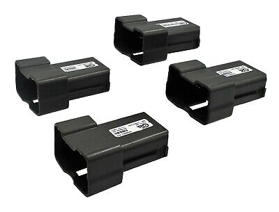 USED 4 x Symbol BAP9000-100R Adapters for CRD9000-1001SR/SAC9000-4000R Chargers