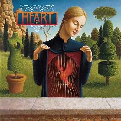 """Heart – GREATEST HITS – CD – """"Like New"""" Condition!"""