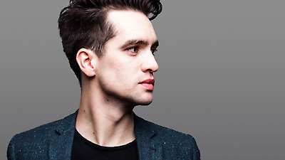 Panic At The Disco Brendon Urie Poster  A5..a4..a3..a2.. Options
