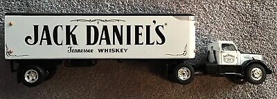 Jack Daniels Matchbox Dinky 1948 Diamond T Tractor Trailer With Certificate