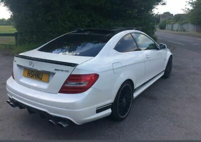 Mercedes C63 AMG coupe 2012 + 1owner + Camera+ 43K miles+ Last Reduction