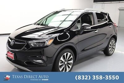 2017 Buick Encore Essence Texas Direct Auto 2017 Essence Used Turbo 1.4L I4 16V Automatic FWD SUV OnStar