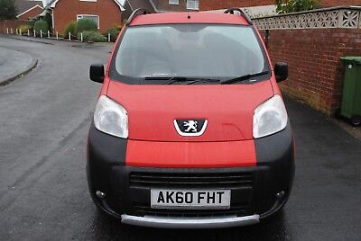 PEUGEOT BIPPER TEPEE OUTDR AUTO 2010 1.4 HDi  5 door MPV 50K ONLY low start bid