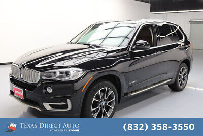 2015 BMW X5 xDrive35d Texas Direct Auto 2015 xDrive35d Used Turbo 3L I6 24V Automatic AWD SUV Premium