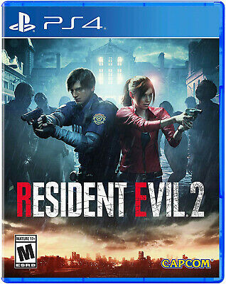 Resident Evil 2 Ps4 (PlayStation 4) Brand New