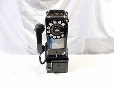 233G Western Electric 3-Slot Payphone