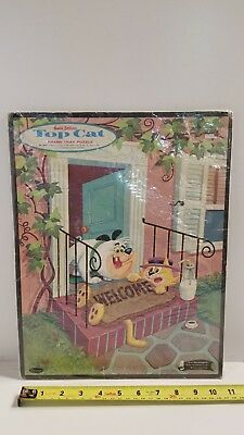 Vintage Hanna Barbera 1961 TOP CAT TV CARTOON FRAME TRAY PUZZLE NICE