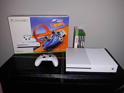 Xbox One S 1TB Console Bundle | 5 Games