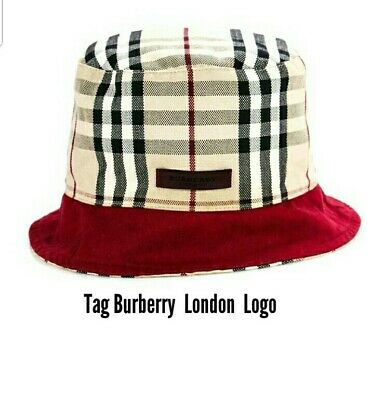 bc45bc6693a27d Burberry bucket hat Vintage Was Dry cleaned Included a letter of  authenticity