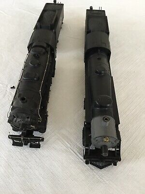 2 HO train engines for parts or rebuild