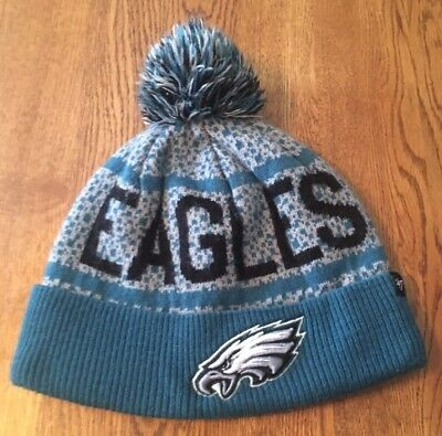 32629201a 47 Brand NFL Philadelphia Eagles Men s Beanie Winter Stocking Hat  One Size