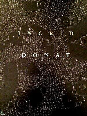 Ingrid Donat, Sculptor - decorator, English book