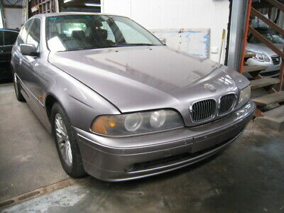 BMW 530I E39 Executive Silver Sedan 3l Auto  Bargain 181361 KLM As Traded