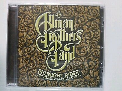 The Allman Brothers Band - Midnight Rider - The Essential Collection (New CD)