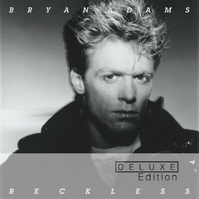 Bryan Adams - Reckless (30Th Anniversary 2 Cd Deluxe,remaster) 2 Cd New