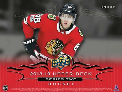 2018-19 18/19 Upper Deck Series 2 Base - Pick From List PRE-SALE
