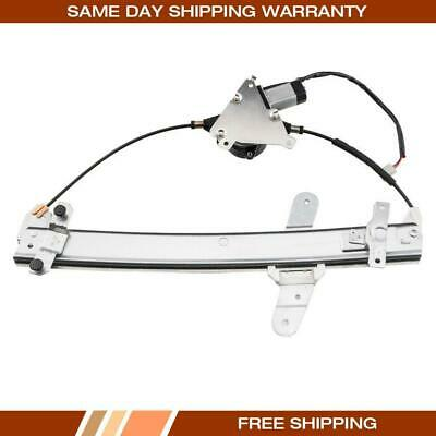 Power Window Regulator Motor Assembly Rear Right fits 92-11 Crown Victoria