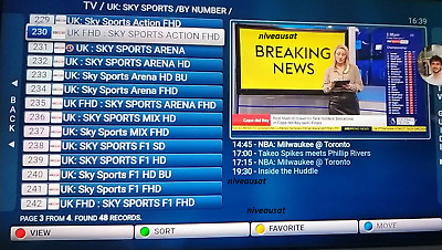 12 months IPTV SUBSCRIPTION MAG250/254/256, Android, SmartTV, M3U