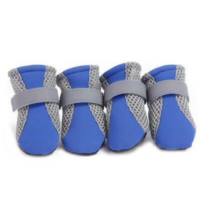 For Teddy Cute Dog Shoe Boot Reflective No Slip Dog Booties Shoes Boots lsd