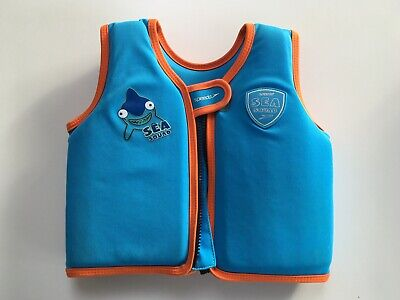 Speedo Sea Squad Swim Vest Size Age 1-2 Years