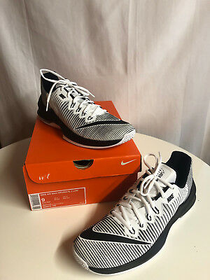 quality design e8d70 c03c0 nike air max infuriate 2 low Basketballschuh 9,5 (43)