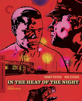 In The Heat Of The Night (Criterion, Blu-ray Disc, 2019) New, Sealed
