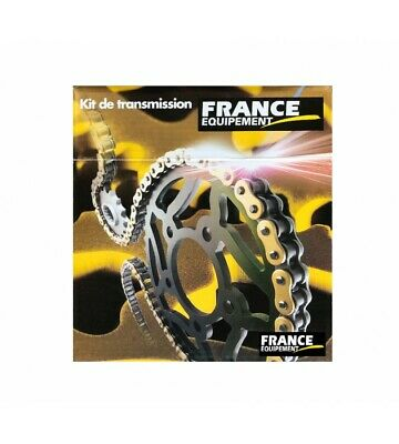 Kit chaine France Equipement Kymco 125.PULSAR '02/05