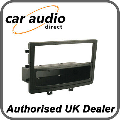 Connects2 CT24NS04 For Nissan 350z 2003-2005 Car Stereo Single Din Fascia Plate