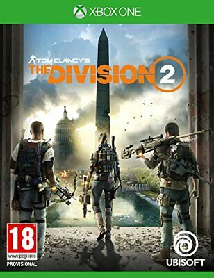 Tom Clancys The Division 2 Deutsch&OVP(Xbox One)