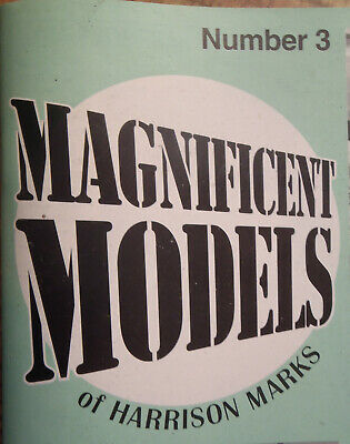 """Magnificent Models of Harrison Marks No 3."" 1950's / 1960's studies."