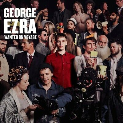 George Ezra - Wanted On Voyage (Deluxe)  Cd New