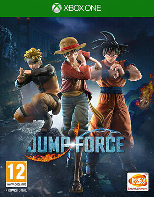 Jump Force Videogioco Xbox One Gioco Dragon Ball - Naruto - One Piece Nuovo