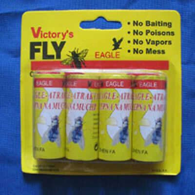 7440 4pc Flying Catcher Strip Flying Flying Mosquitos 4X Strip
