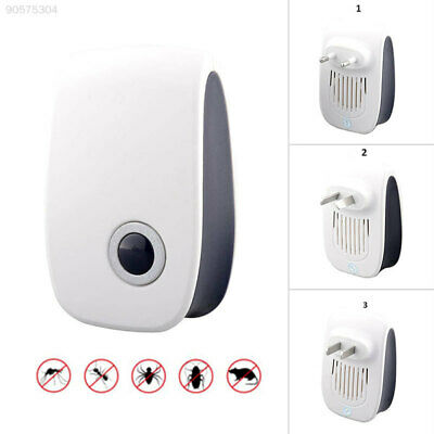 65D1 HOT Electronic Ultrasonic Control Pest Rat Mouse Insect Rodent Repeller
