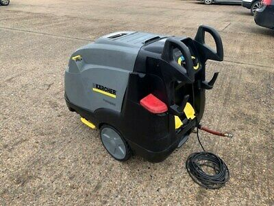 Karcher Hds 7/10-4M Eco Hot Pressure Washer Steam Cleaner -Hardly Used