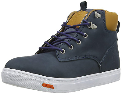 4e76b968949 SCRUFFS MISTRAL SAFETY Work Boots Navy Blue (Sizes 7-12) Steel Toe ...