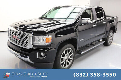 2017 GMC Canyon 4WD Denali Texas Direct Auto 2017 4WD Denali Used 3.6L V6 24V Automatic 4WD Pickup Truck