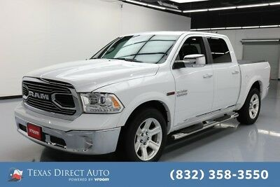 2016 Ram 1500 Longhorn Limited Texas Direct Auto 2016 Longhorn Limited Used Turbo 3L V6 24V Automatic 4WD
