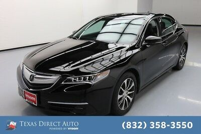 2016 Acura TLX Tech Texas Direct Auto 2016 Tech Used 2.4L I4 16V Automatic FWD Sedan Premium