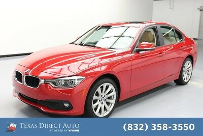 2018 BMW 3-Series 320i Texas Direct Auto 2018 320i Used Turbo 2L I4 16V Automatic RWD Sedan Premium