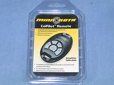 Minn Kota Copilot Remote Powerdrive & V2 New 1866120