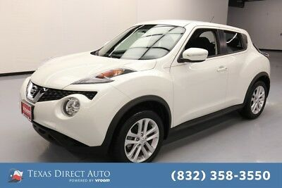 2016 Nissan Juke S Texas Direct Auto 2016 S Used Turbo 1.6L I4 16V Automatic AWD SUV Premium