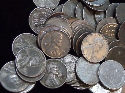 1943 Steel Wheat Penny Full Roll (50 Coin)  East Coast Coin & Collectables, Inc.