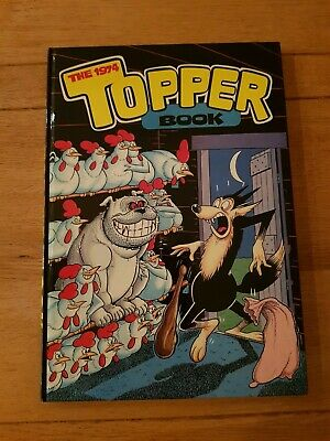 The Topper Annual Vintage 1974 Excellent Condition.