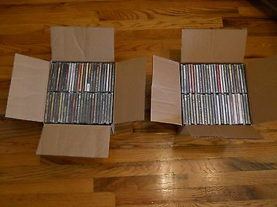 LOT OF 12O  #4 HARD ROCK/METAL/ALTERNATIVE CD's  RARE & OOP (BRAND NEW-SEALED)