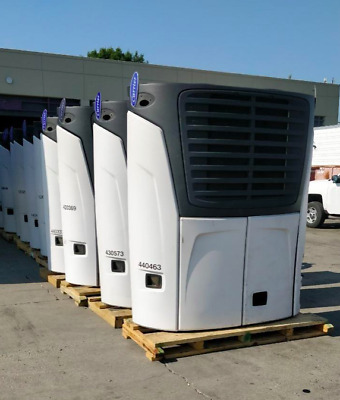 2013 X2-2500A Carrier Reefer Take-Off Maintained under corporate program